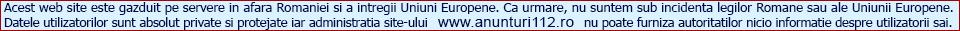 Info-Banner www.anunturi112.ro