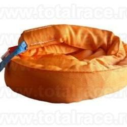Chinga ridicare textile cu gase urechi tone  capacitati mari portocalie01