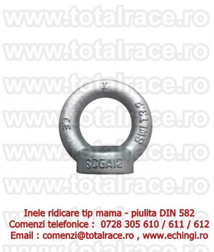 Inel mama DIN 582  M14 echingi.ro