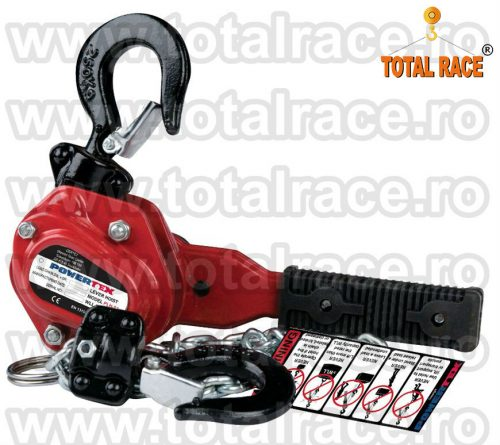palan manual cu levier total race romania