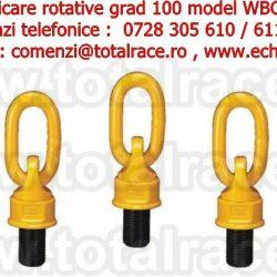 inel ridicare flexibil inele rotative yoke wbo stoc Bucuresti Total Race