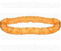 Chinga ridicare textile cu gase urechi tone  capacitati mari portocalie03