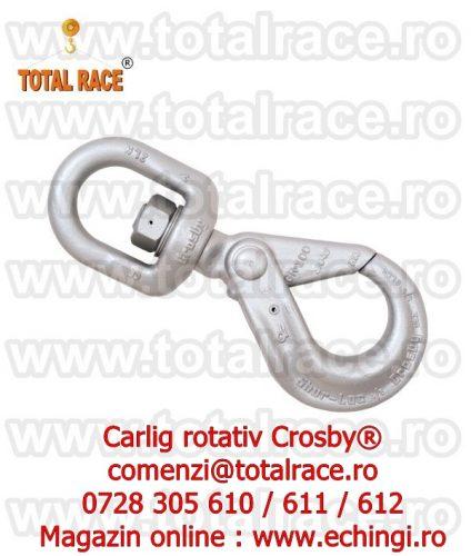 carlig rotativ crosby cu autoblocare totalrace01