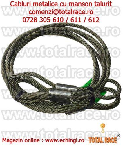 sufe metalice manson talurit cabluri ridicare cablu trg03