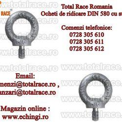 inel otel din 580 cu filet exterior inel insurubabil total race07