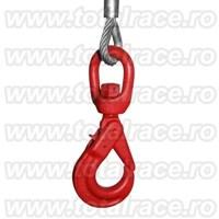 Carlig rotativ cu autoblocare capacitati mari Total Race 01