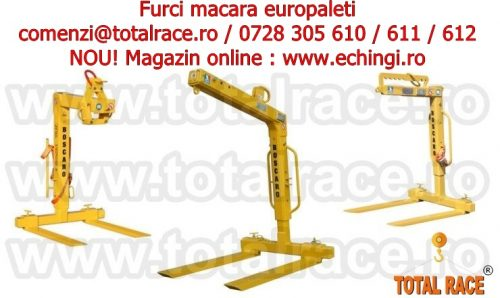 furci macara furca macarale furci macara europaleti totalrace date contact02